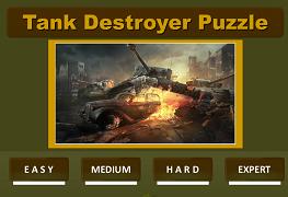 Puzzle cu Tancuri