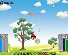 Sarituri cu Angry Birds