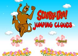 Sarituri pe nori cu Scooby Doo