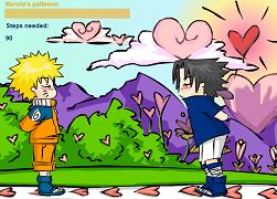 Saruturi cu Naruto si Sasuke