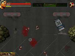 Scapa de zombi