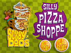 Scooby Doo - Pizza Amuzanta