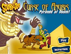 Scooby Doo blestemul lui Anubis