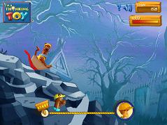 Scooby Doo curse pe santier