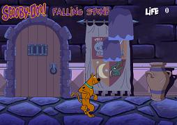 Scooby Doo si pietrele cazatoare