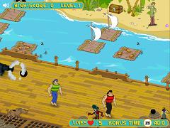 Scooby Doo si piratii