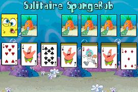 Solitare cu Spongebob
