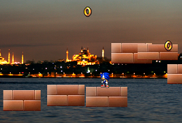 Sonic in Istanbul