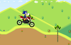 Sonic motociclistul