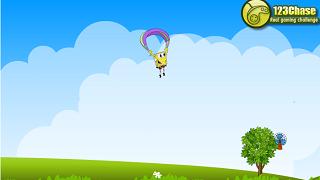 Spongebob zburatorul