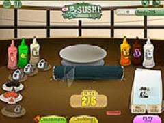 Sue gateste sushi