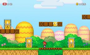 Super Mario 3 si stelele