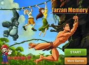 Tarzan de memorie