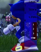Tetris cu Sonic