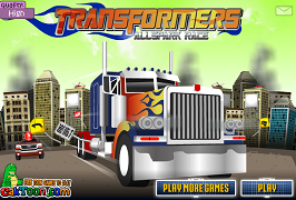 Transformers si cursa dupa Scanteie