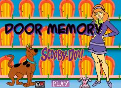 Usile memoriei cu Scooby Doo