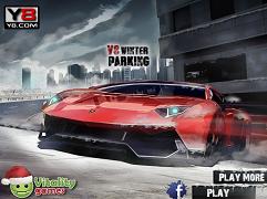 V8 Parcari de iarna