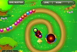 Zuma Bursting Balls