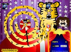 Zuma Tiger Maze