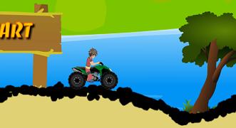 Bakugan cu ATV-ul