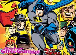 Batman Literele Ascunse