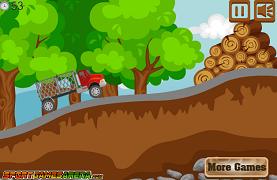 Camionul cu cherestea