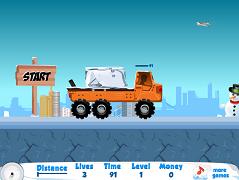 Camionul cu gheata