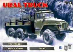 Camionul Ural