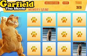 Garfield potriveste imaginile