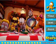Garfield descopera stelele ascunse