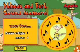 Phineas si Ferb muzica